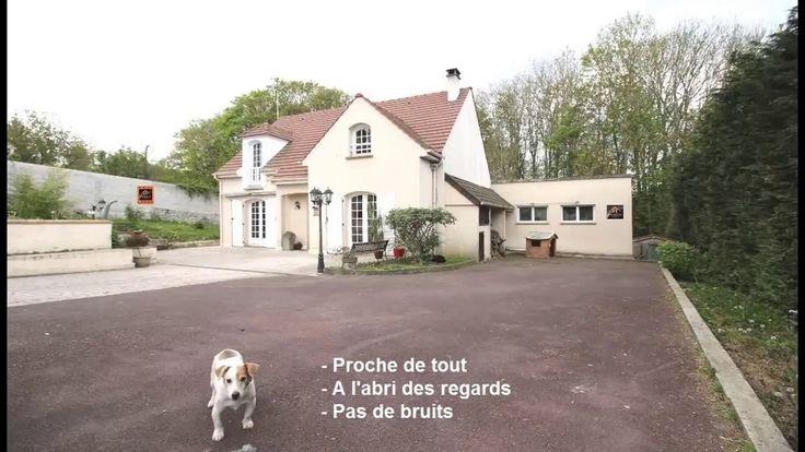 Jolie maison a vendre -  secteur dammartin 77230 - othis 77280 - Roissy ...