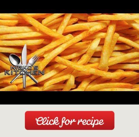 Nicko S Kitchen French Fries