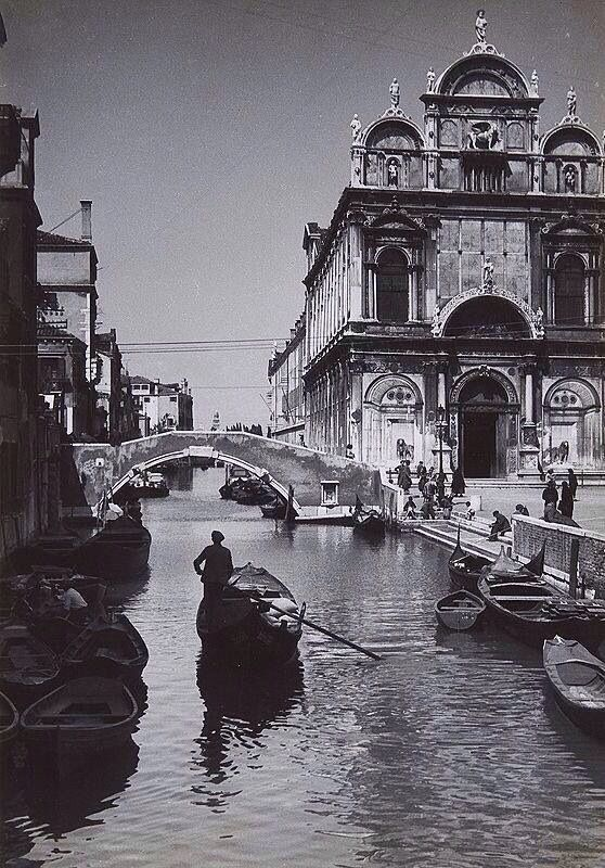 Venezia 1935 By Jan Lauschmann