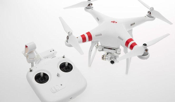 PHANTOM 2 VISION PLUS: UN DRON MUY MEJORADO