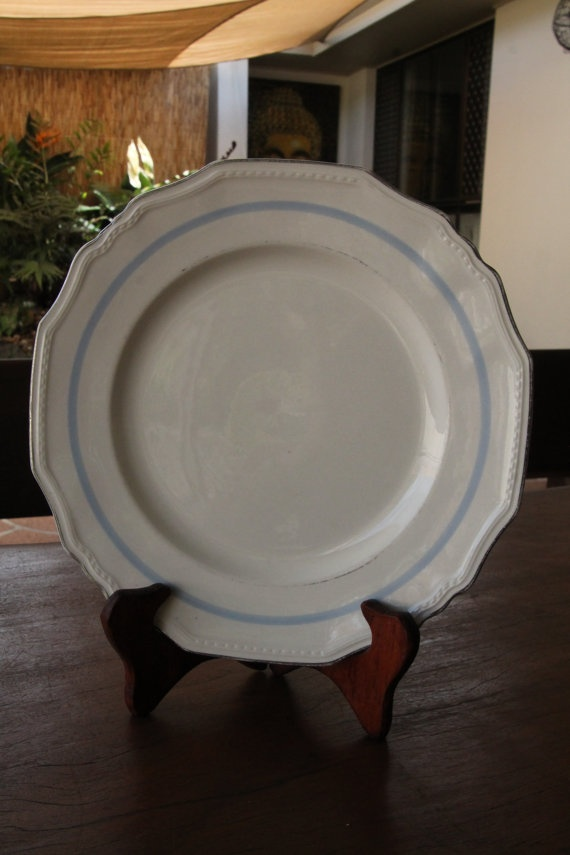 Alfred Meakin dinner plate made in England