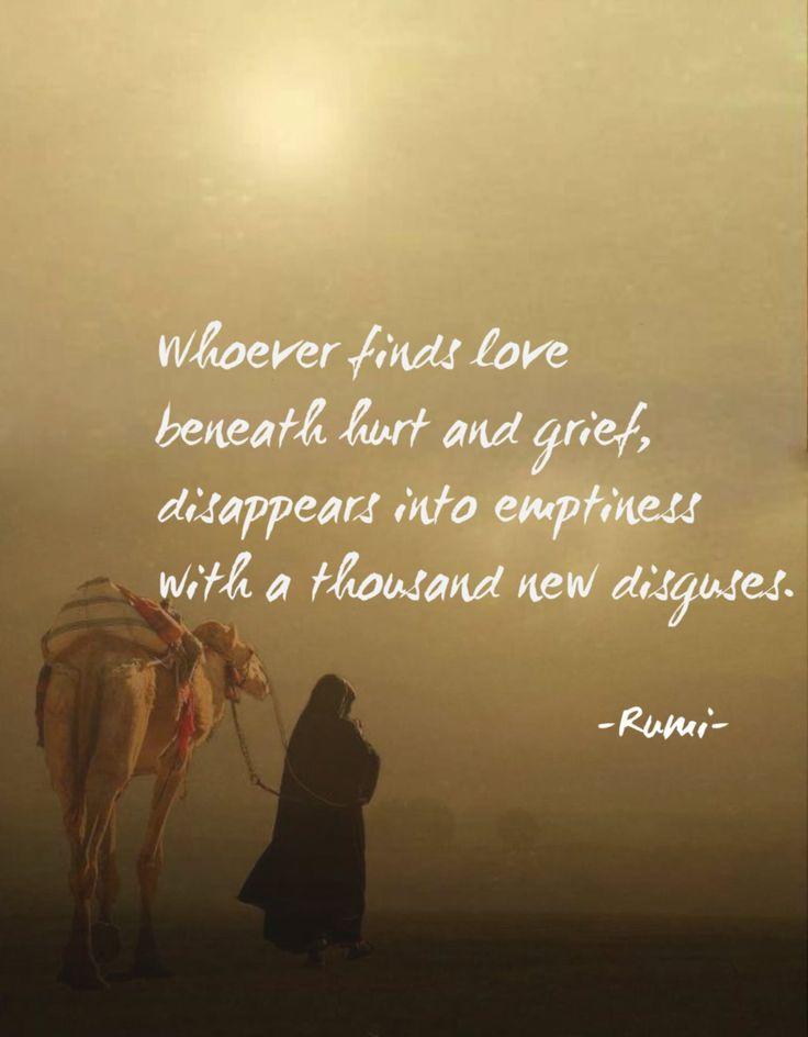 Rumi Quotes 53 Best Rumi Quotes Images On Pinterest  Spirituality Rumi Quotes .