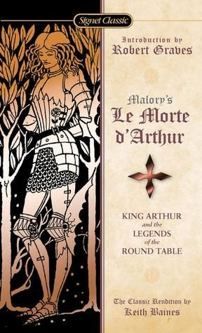 """Le Morte d'Arthur"" - I've always loved Arthurian legends"