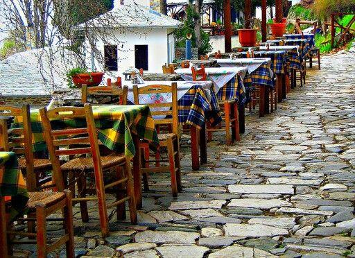 Makrinitsa, Pelion, Greece