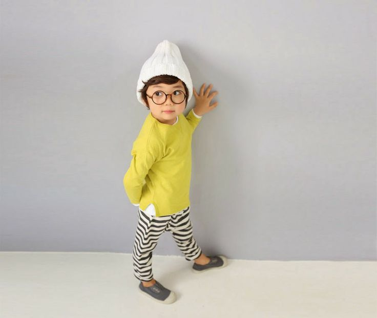 Cool kids streetwear by Color Me WHIMSY - Kids fashion from South Korea - seriously the coolest kid i have ever seen