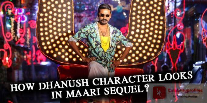 Dhanush 'Maari' Sequel on Floors in October