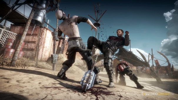 Mad Max 2015 Video Game Images