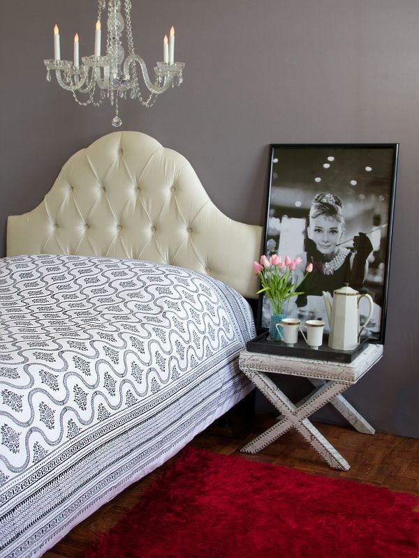 black white vintage hollywood glamour queen bedspread like instant coffee our colorful exotic 100 - Ideen Fur Einrichtung Glamour Pur Im Hollywood Stil