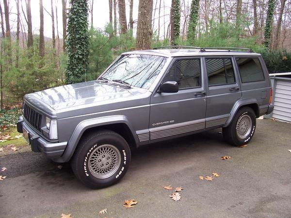 1992 Jeep Cherokee 1j4fj88s6nl138444 Registry The Autoshrine