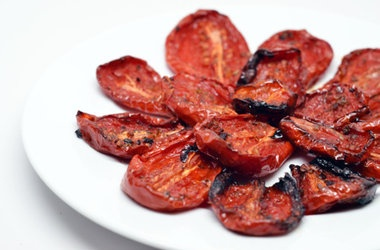 Oven roasted tomatoes, Tomato recipe and Roasted tomatoes on Pinterest