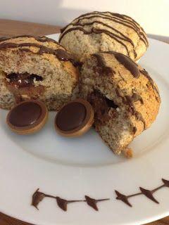 Home is where I bake: Toffifee Muffins