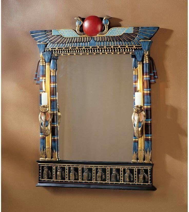Les 95 meilleures images propos de gyptien sur for Decoration egyptienne murale
