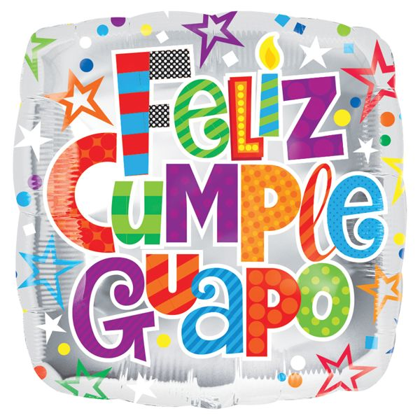 """Mercadería nueva en #Globos 18"""" #Feliz #Cumple #Guapo!! Siempre hay una #Ocasión!!"""