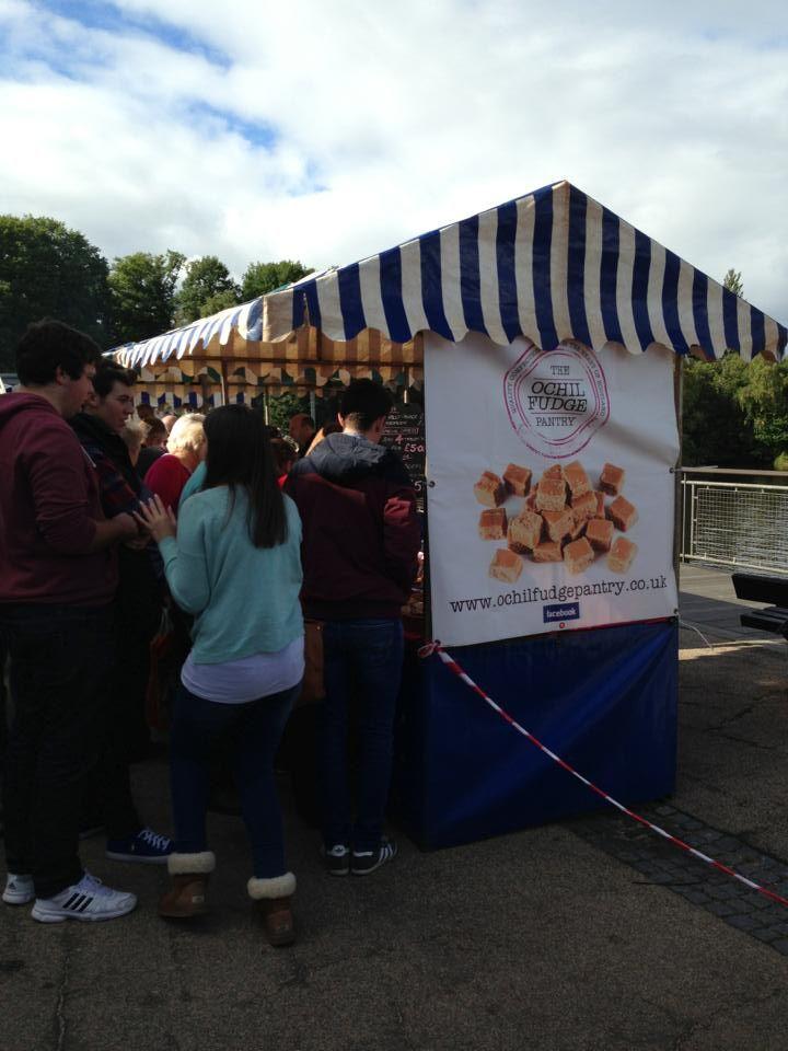 Loch Lomond Farmers Market blog fro the Glasgow Diet...