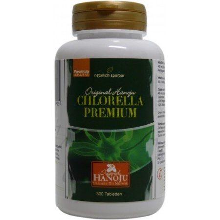 Chlorella Premium 300 tabletek 60zł
