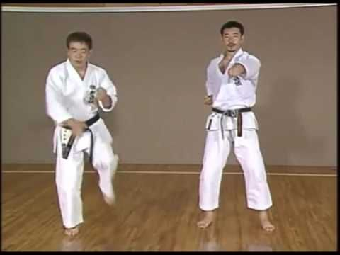 MACAM - MACAM SENI BELA DIRI: Video: Karate Shotokan: Tutorial 2