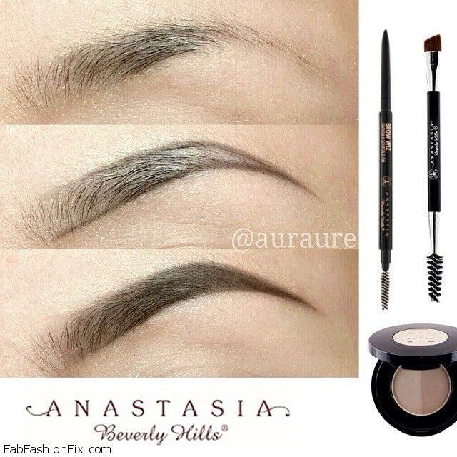 FabFashionFix - Fabulous Fashion Fix   Beauty: How to shape eyebrows with eyebrow kit?