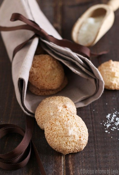 Biscotti al cocco Dulcisss in forno by Leyla