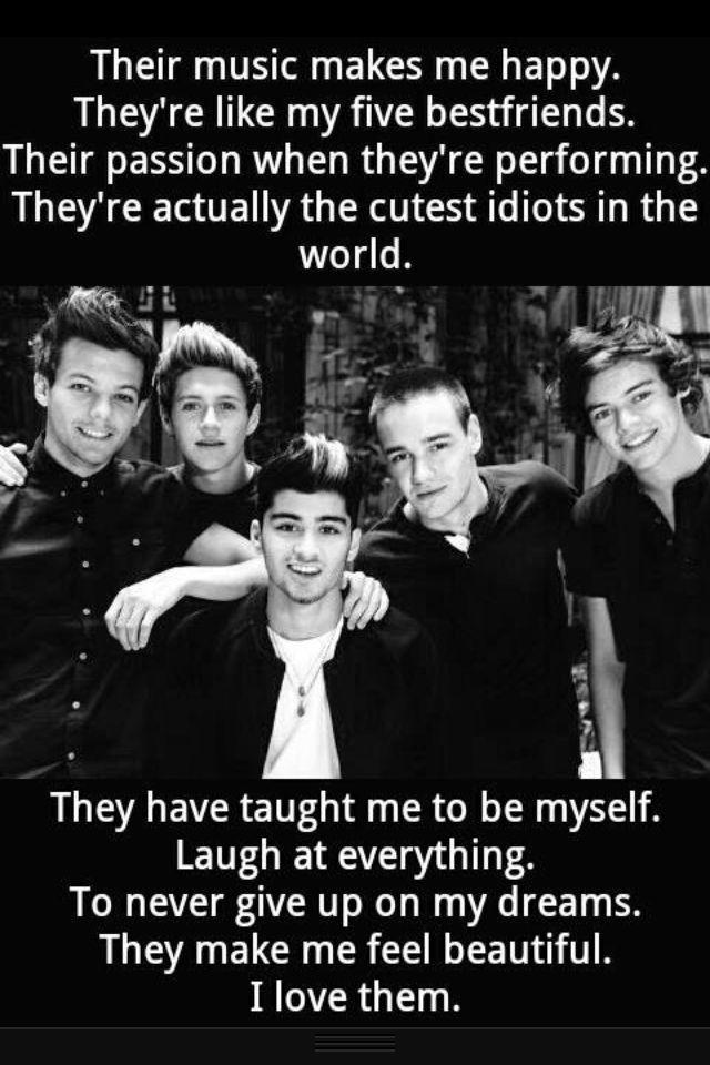 Thank you guys I love you boys