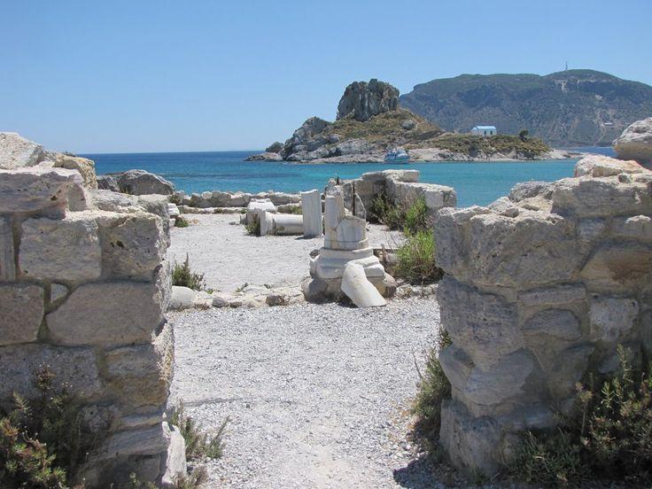Agios Stefanos Kos Greece