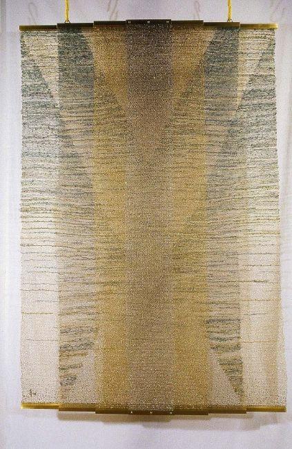 Kazuko Yamanaka / metal fiber