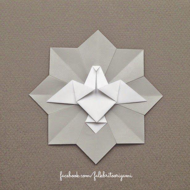 Divino Espírito Santo Origami