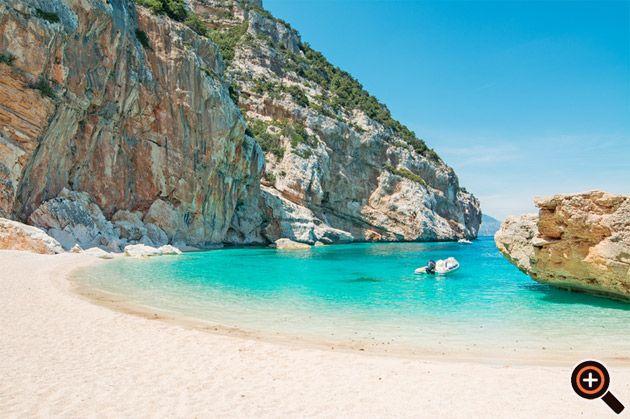 Schönste Strände Europas - Italien & Frankreich - Sardinien & Korsika - Strandbilder