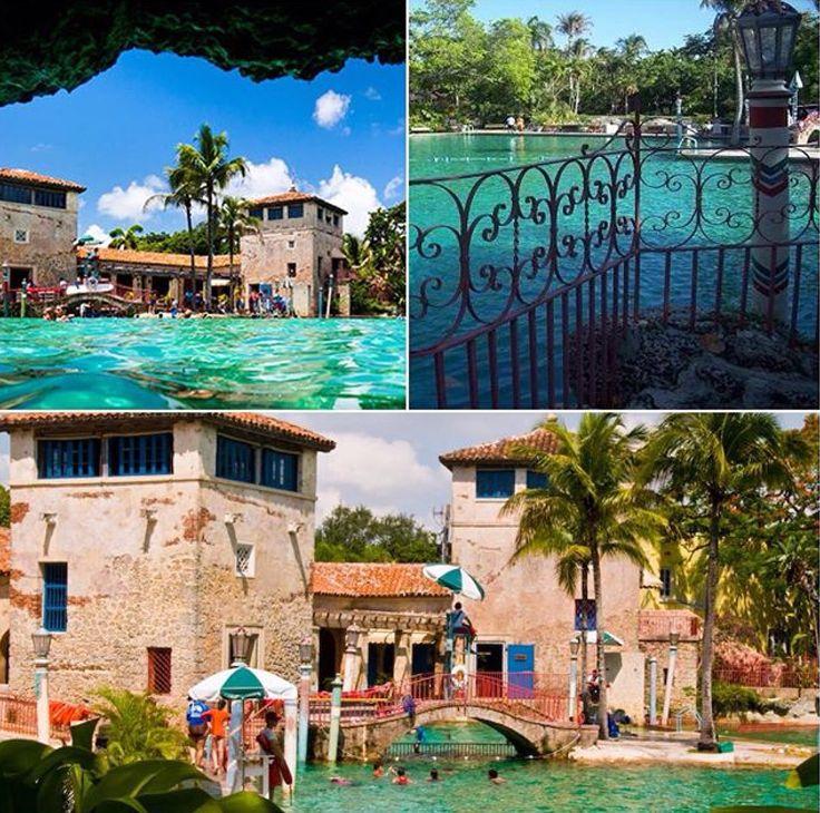 Venetian Pool - Coral Gables, Fla