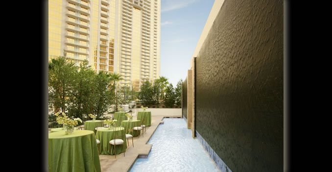 MGM Grand Signature Spa Wall - ony available on a Saturday in Nov-April, $1100