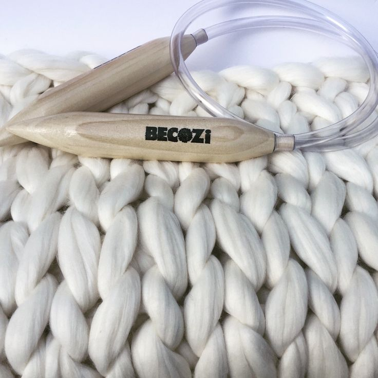 kit tricot grosse maille