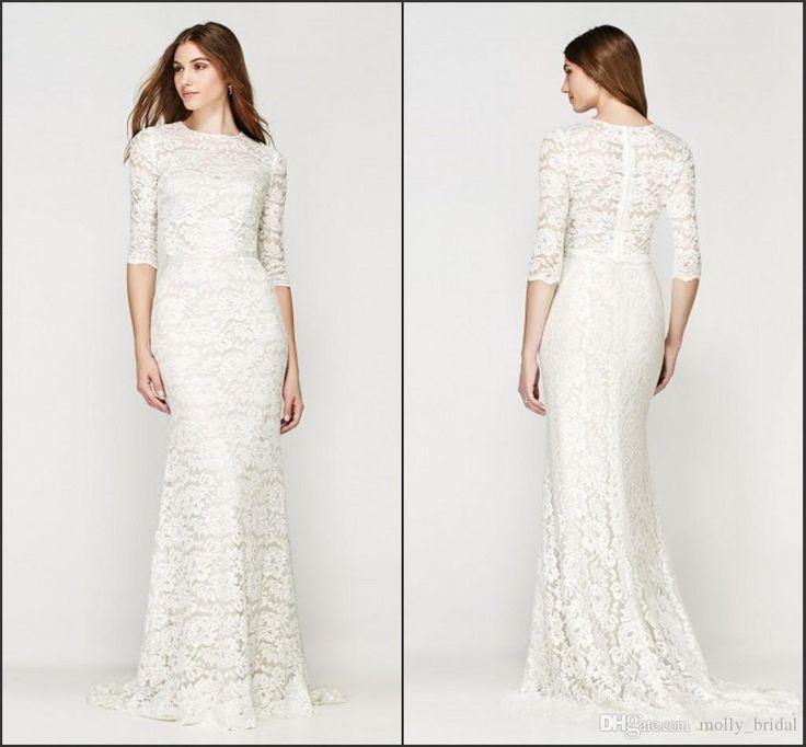 206 besten Wedding dresses Bilder auf Pinterest | Brautkleider ...