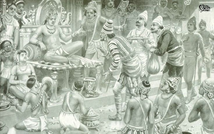 http://www.southreport.com/25-must-know-facts-about-the-kakatiya-dynasty/ Rudramadevi married Veerabadra, a Vengi Chalukya (a branch of the Chalukyas of Badami), the prince of Nidadavolu.