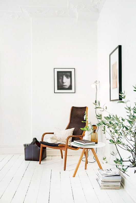 Styled corner