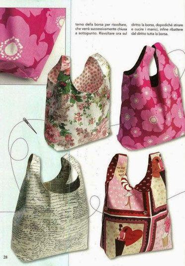 Tutoriels gratuits de sacs en tous genres - Le site pour apprendre à coudre…