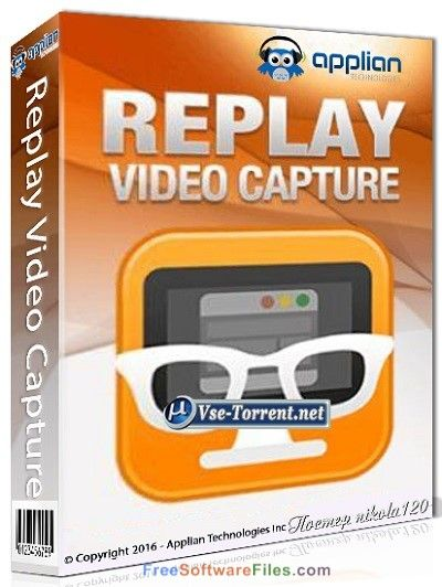 replay video capture free