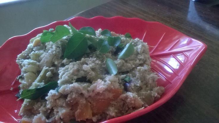 Avial Recipe- Authentic Mixed-Veg Kerala Dish