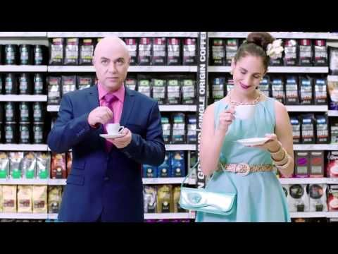 """#AdoftheWeek 29 July 2015:""""Suzelle meets Nataniël at Checkers"""". Checkers More Than You Expect TVC from Ninety9c, featuring Nataniel and Suzelle."""