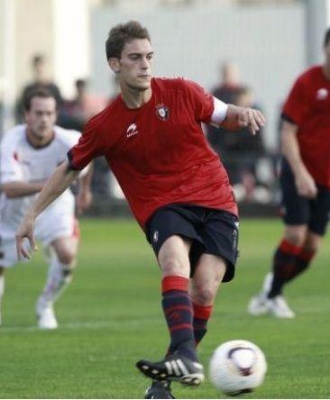 Roberto Torres Osasuna