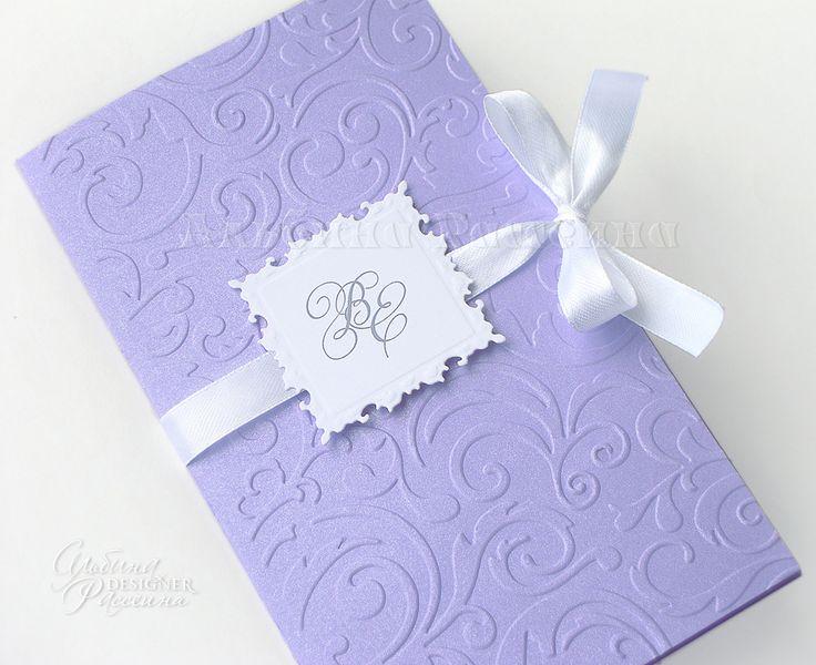 ♥ Приглашения на свадьбу Стильная свадьба Сайт дизайнера ...