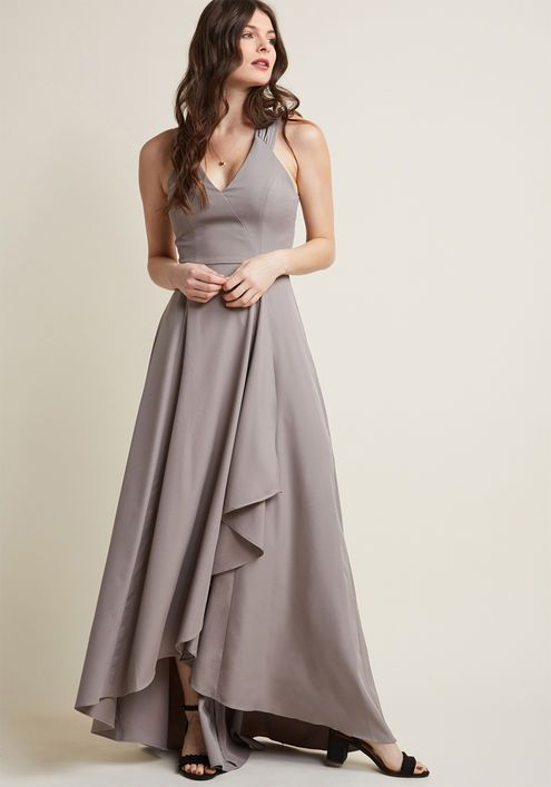 Ambience of Elegance Maxi Dress
