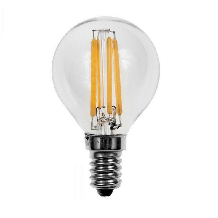 LED Filament bulb E14