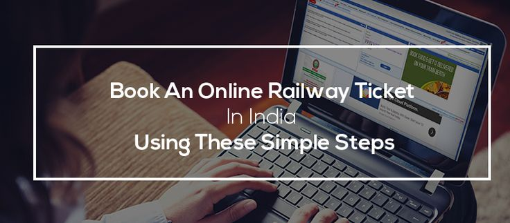 Book An Online Railway Ticket In India Using These Simple Steps  |  इन सरल चरणों का प्रयोग करके भारत में एक ऑनलाइन रेलवे टिकट बुक करें  http://irctchelpline.com/how-do-i-book-a-railway-ticket-online-in-india/  For more details and helpful article on Indian railway and IRCTC,  Like our page: https://www.facebook.com/irctchelpline  #IRCTC #IndianRailway