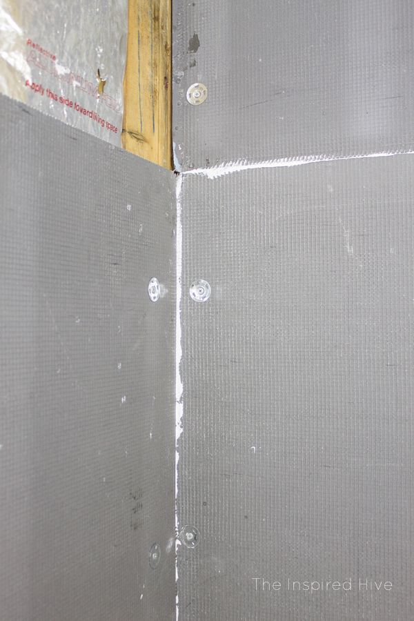 The Best Way To Waterproof Your Shower Before Tiling Shower Wall
