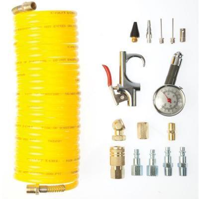 Workforce 16Piece Air Compressor Accessory Kit41250HOM