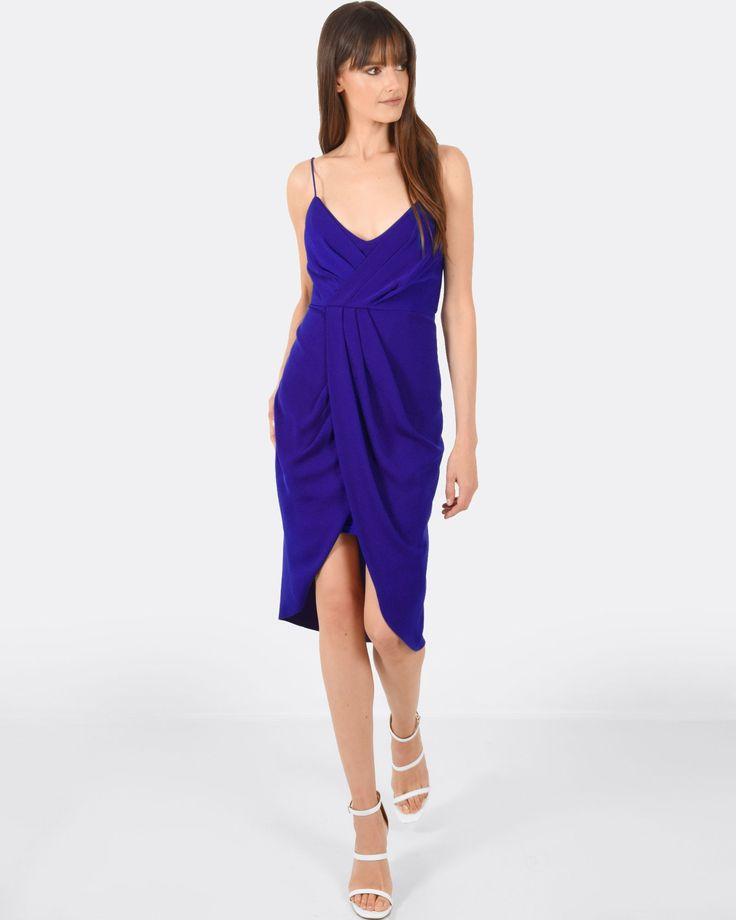 Celine Drape Dress, Forcast $99.95  http://www.shopyou.com.au/ #womensfashion #shopyoustyle