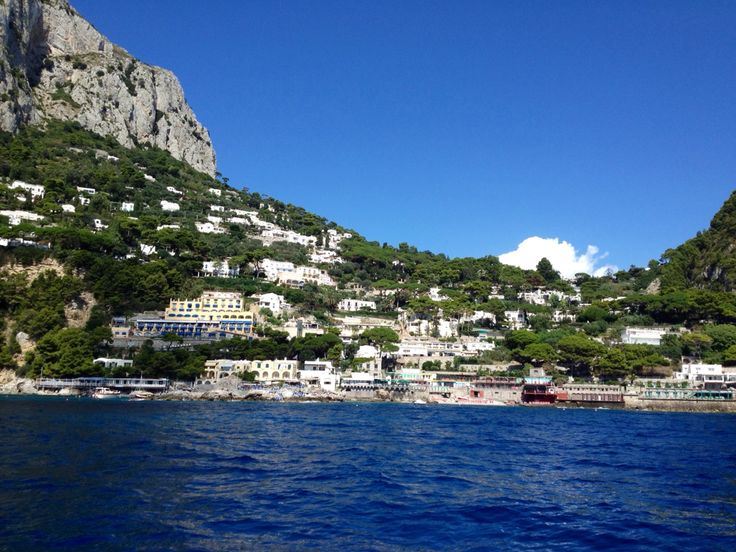Capri, Costa Amalfitana - Italia