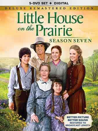 Based on the autobiographical novels of children's author Laura Ingalls Wilder…