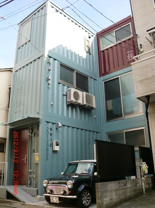Best 25 Container House Design Ideas On Pinterest