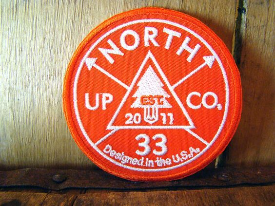 Up North Co. Scout Patch