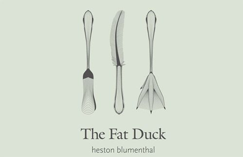 Heston Blumenthal The Fat Duck... If we can be rich can we go eat at Heston's??